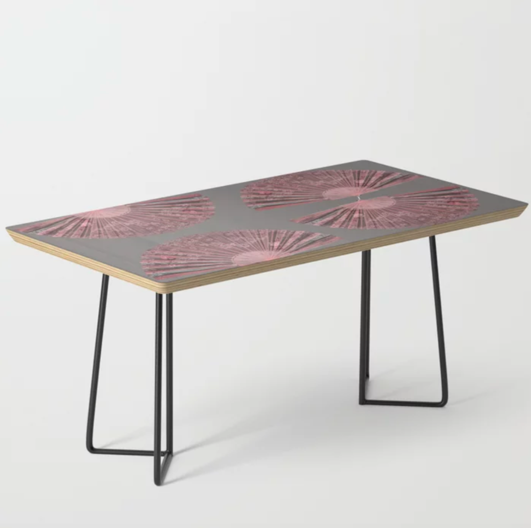 The pink and grey fan coffee table.png