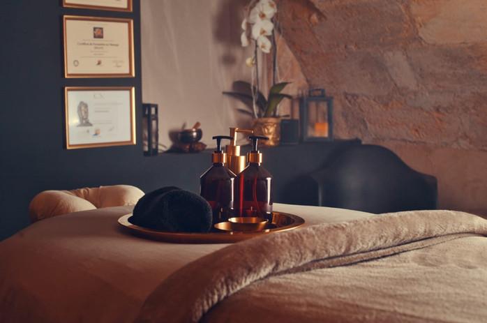 Massage bordeaux Nansouty salle de massage