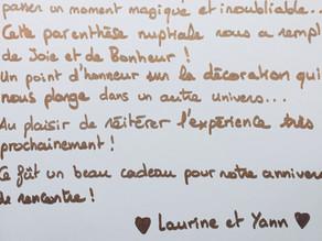 Livre d'or Biarritz <3