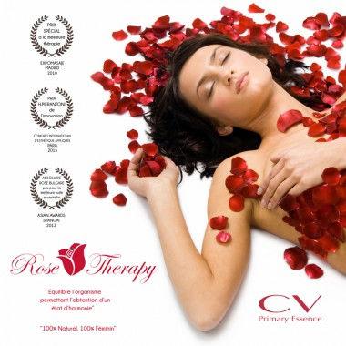 Soin excellence: Rose Thérapie