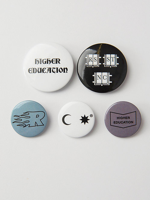 RSST Badge Set/ 勋章套装