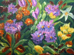 Bloemen voor Annette
