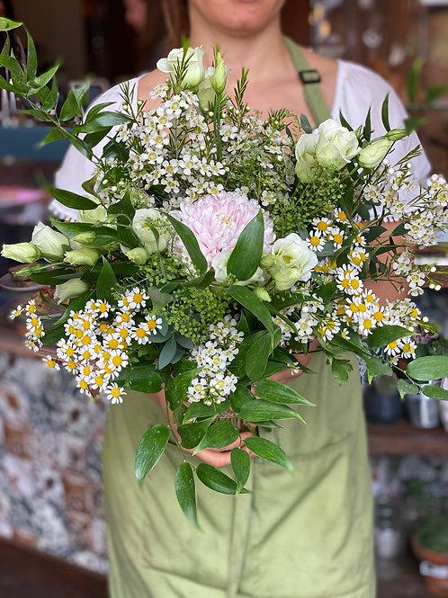 Charlotte Rosano bridal Bouqet