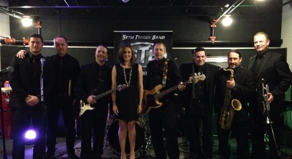 Seth Tieger Band
