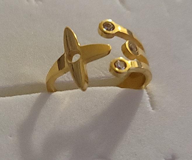Free size ring