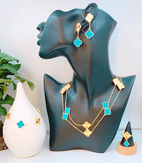 Raghad necklace only