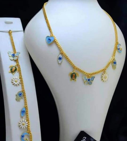 Necklace only