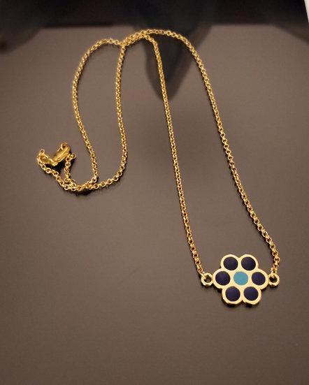 Necklace evil eye