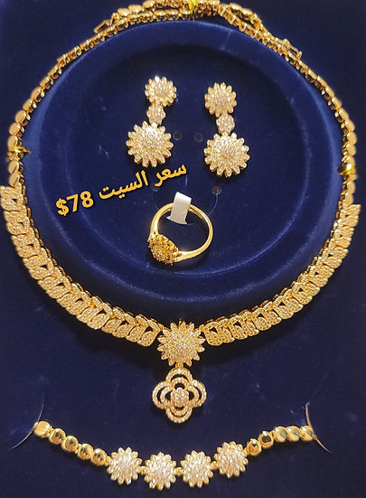 Gold plated set..2
