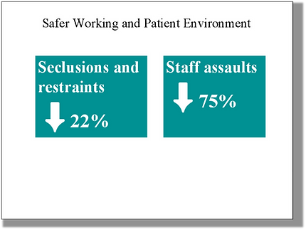 Safer Workig and Patient Environmen