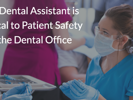 How Dental Assistants Can Protect Dentistry