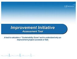 LifeWings Improvement Initiative Assessm