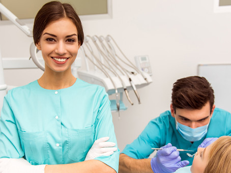 A critical job for Dental Assistants