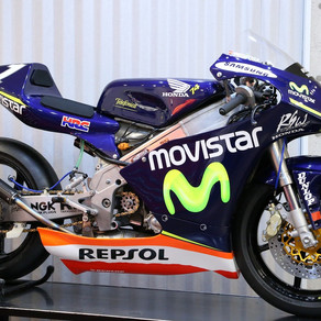 ☆NOW on SALE☆HONDA HRC '97 RS250R NX5【 RS250RW Telefonica Movistar D.PEDOROSA '05 】 フルカスタムレース車両