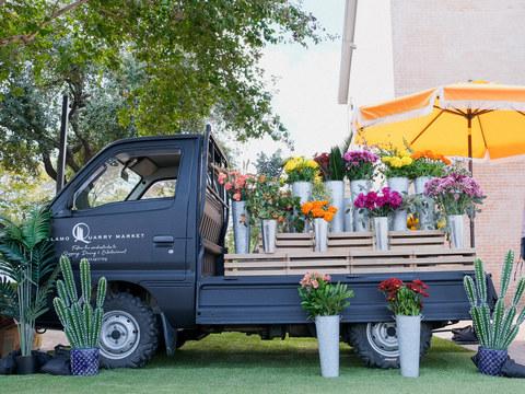 SA Current Flower Truck