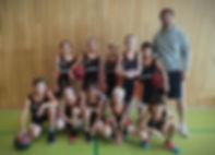 Basketball Konstanz U12 2