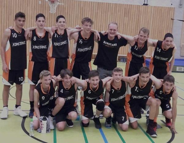 Basketball Konsanz U16 2