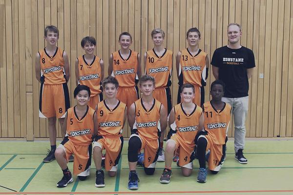 Basketball Konstanz U14 M