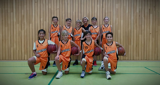 Basketball Konstanz U12 1