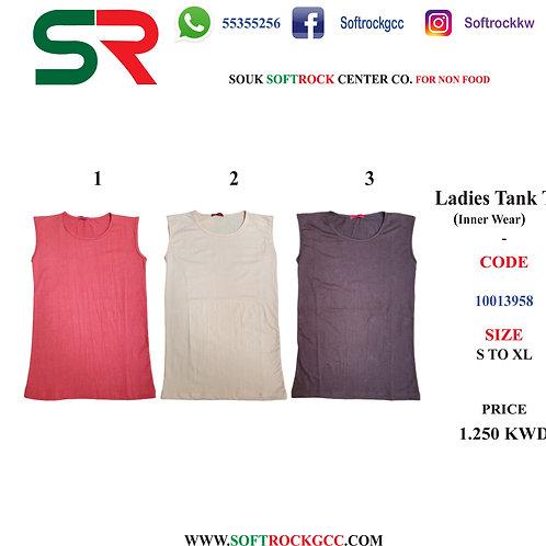 Ladies Tank Top (Inner Wear)