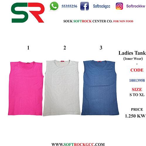 Ladies Tank Top ( Inner Wear)