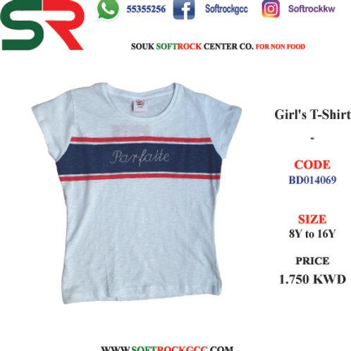 Girl's T - Shirt