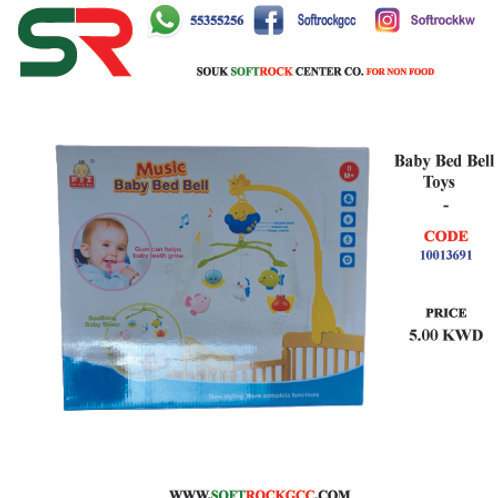 Baby Bed Bell Toys