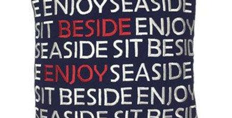 Nautical - Seaside - Throw - Pillow