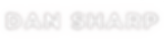 Dan Sharp White Name w dropshadow.png