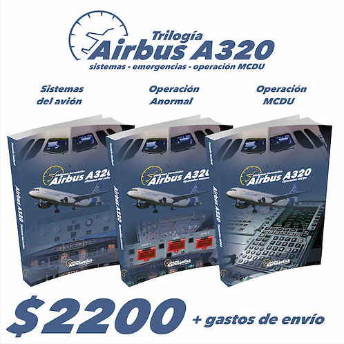 Trilogía Airbus A320