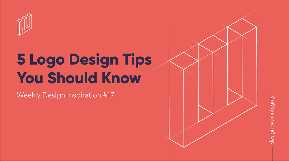 Weekly Design Inspiration 17 5 Logo Design Tips You Should Know