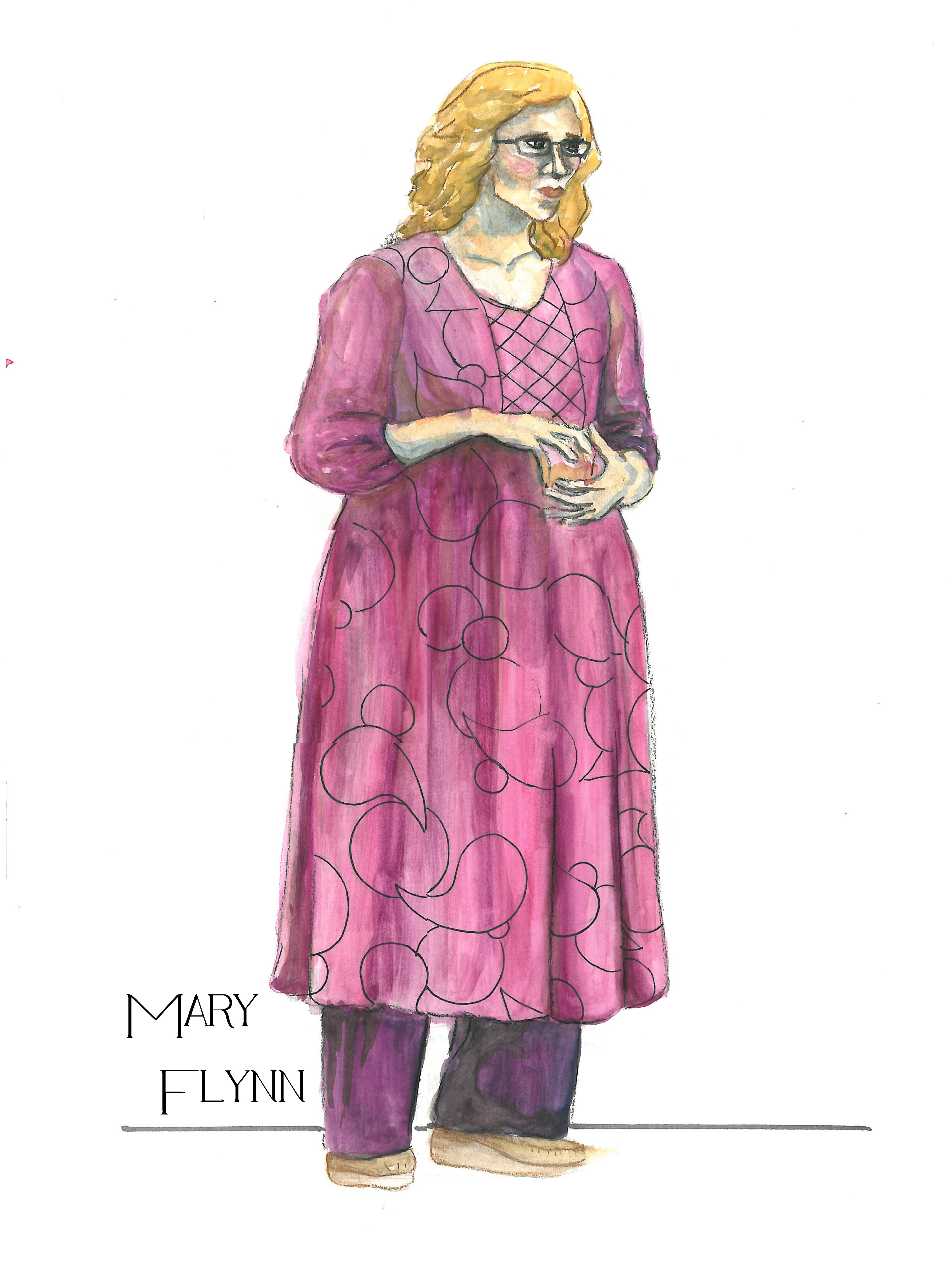 Portfolio Rendering - Mary