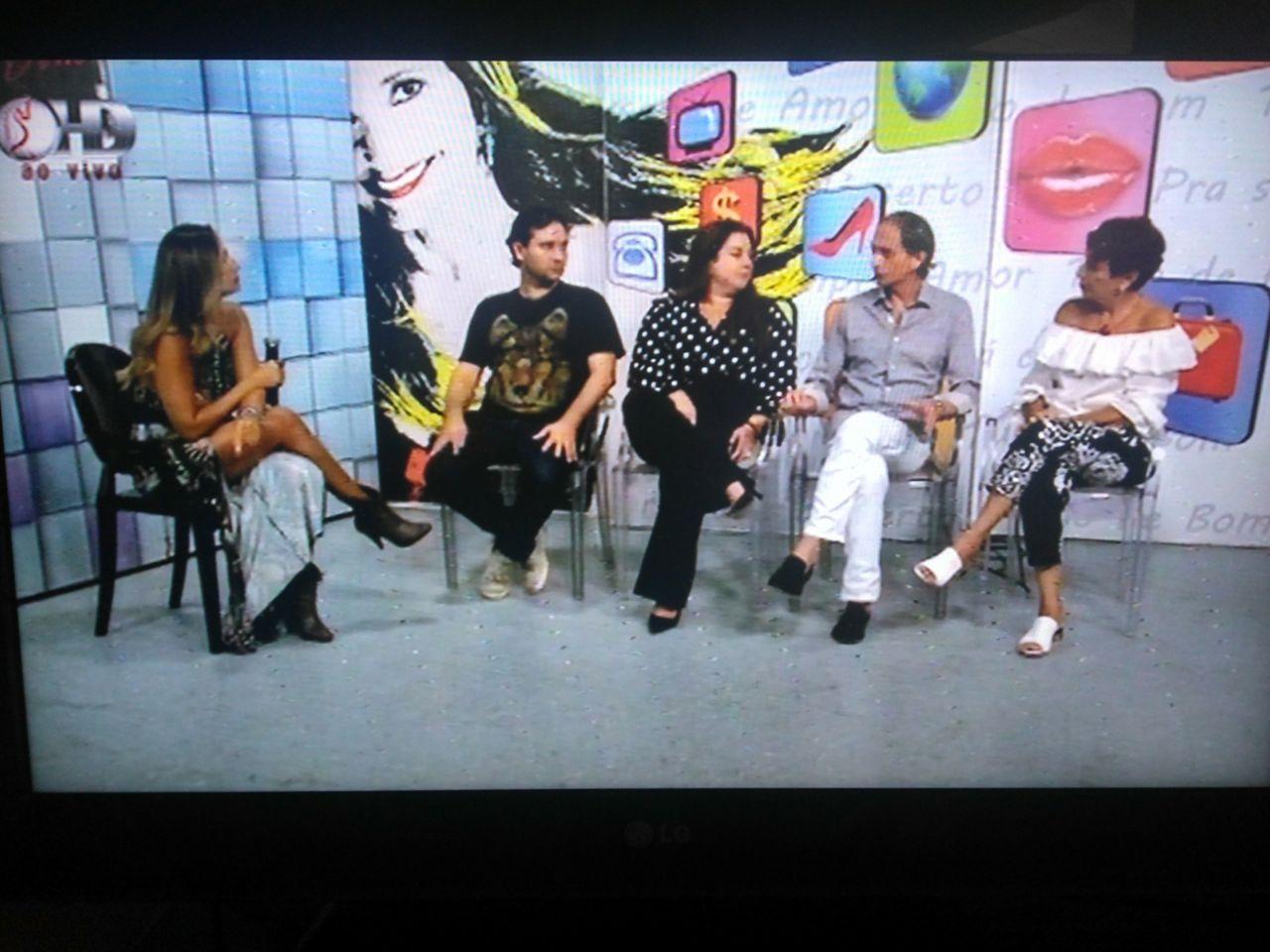 TV Santa Cecilia - Tudo de Bom