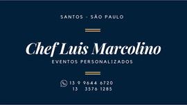 Chef Luis Marcolino