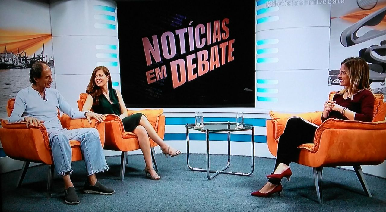 TV Band Litoral - Noticias em Debate