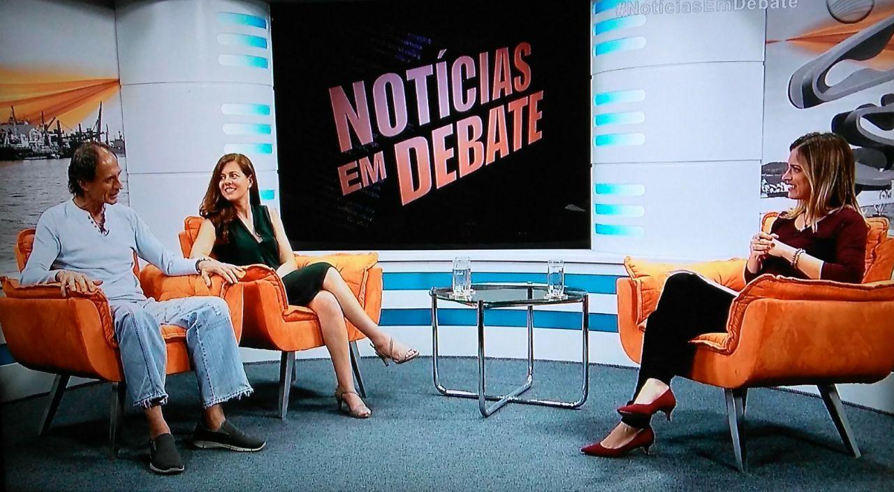 TV Band Litoral - Noticias em Debate