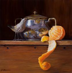 The bird and the Mandarin