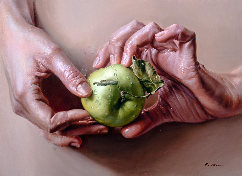 Apple of Paradise