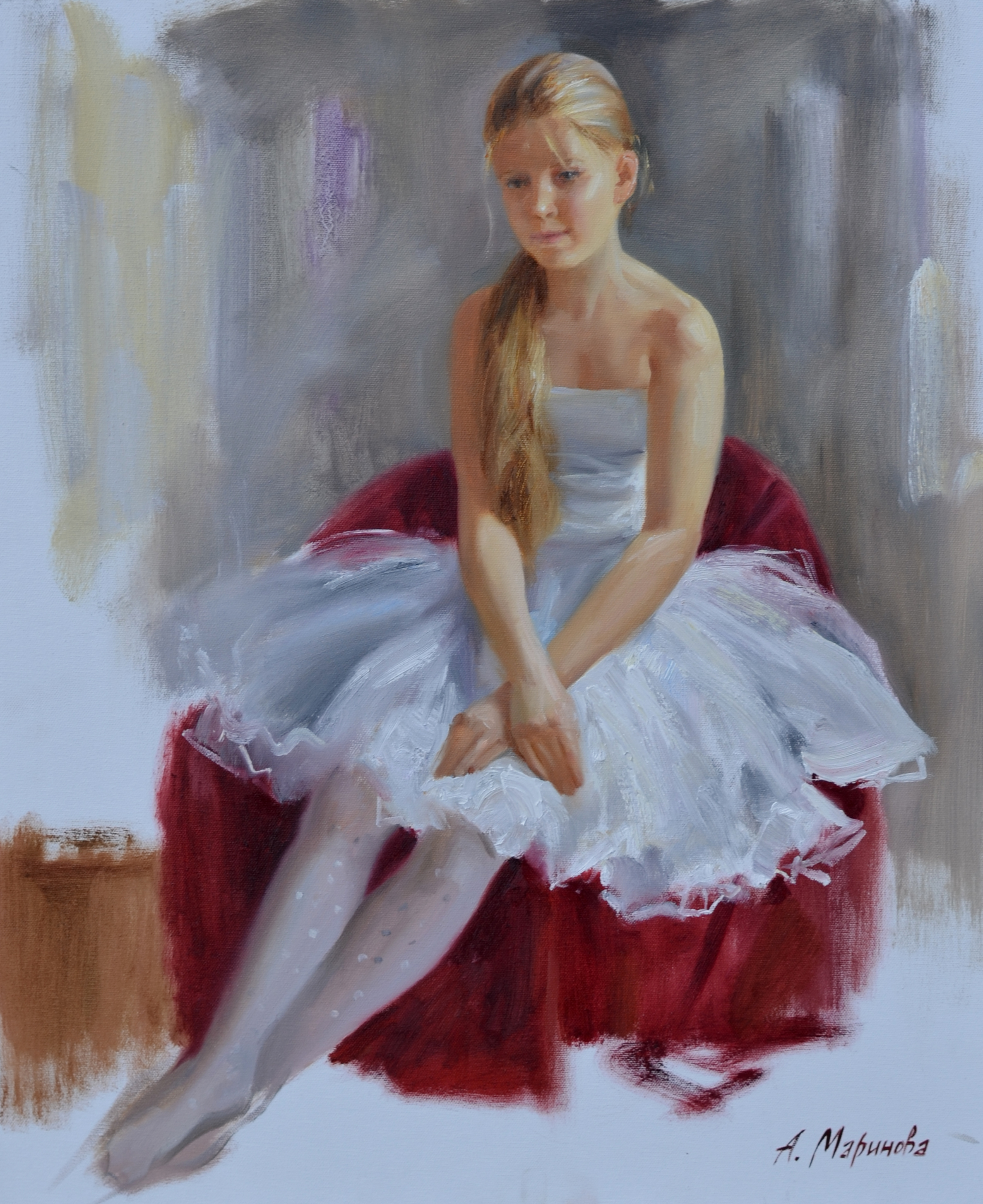 The little balerina
