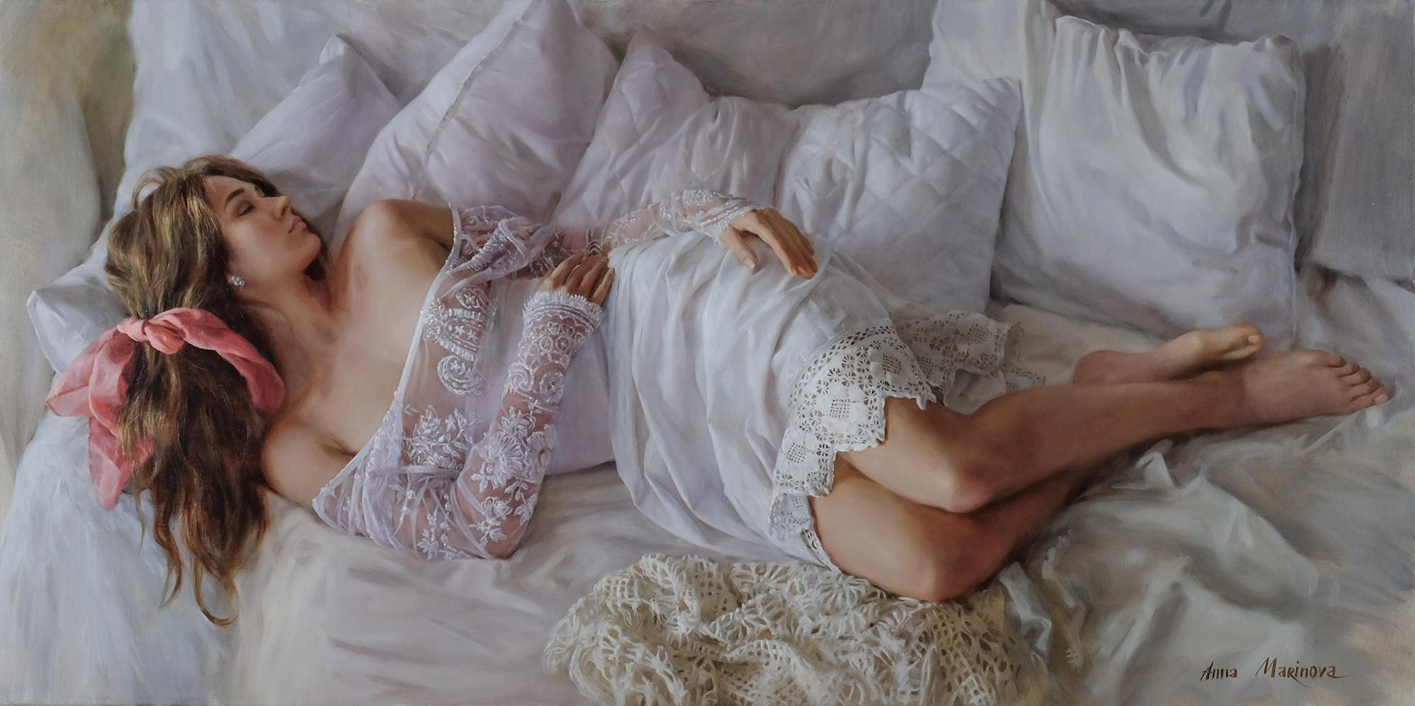 White lace/Белое кружево