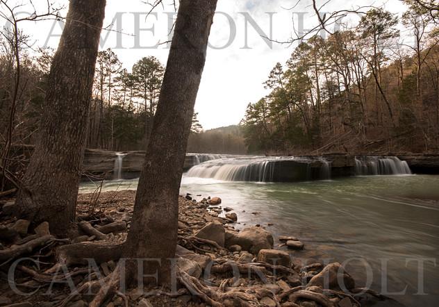 Haw Creek Falls Photo 4