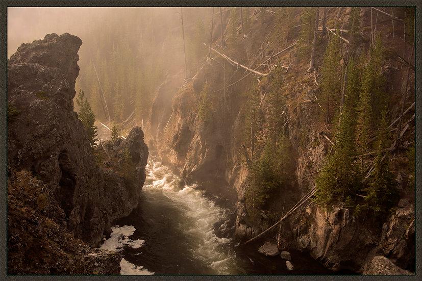 Firehole Canyon