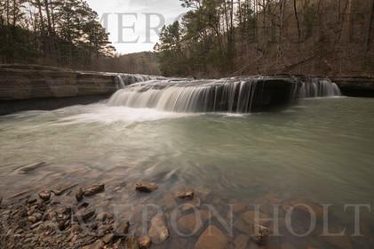 Haw Creek Falls Photo 2