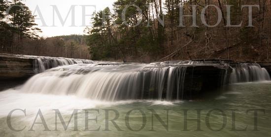 Haw Creek Falls Photo 3