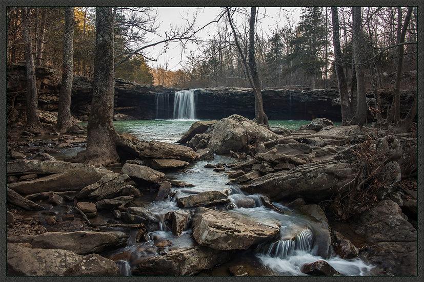 Falling Waterfalls