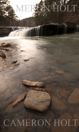 Haw Creek Falls Photo 5