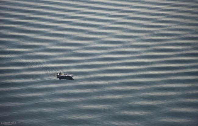 The Wavy Fisherman