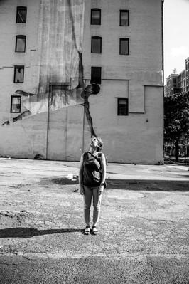 JR urban Art
