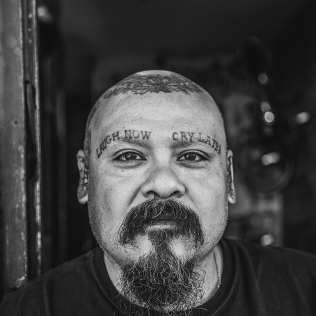 Giants Tattoo, The Bronx, NY