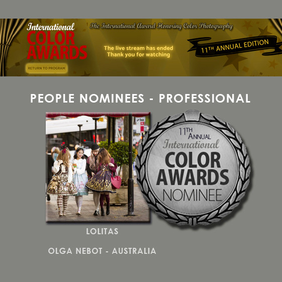 Olga Nebot International Color Awards